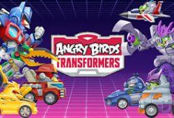 Angry Birds Transformers v1.17.6 APK [MOD]